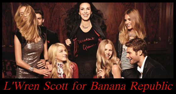 L'Wren Scott Banana Republic Collection 1