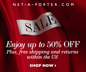 Net-A-Porter Cyber Monday 2013 Sale