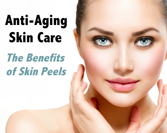 The Benefits of Skin Peels