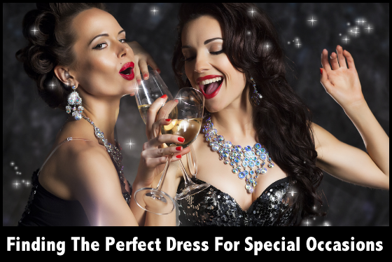 The Perfect Dress For Special Occasions