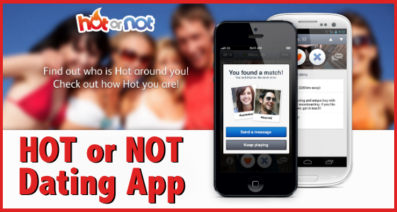 Hot or Not Dating App - Online Dating Made Easy