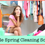 3 Simple Spring Cleaning Solutions