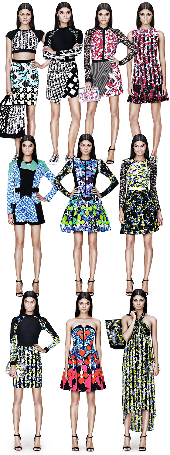 Peter Pilotto Target Collection Preview