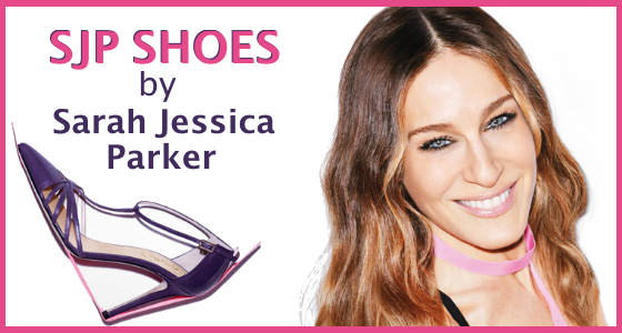 SJP Shoes by Sarah Jessica Parker