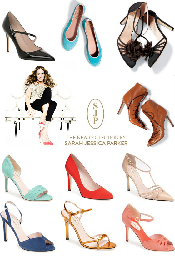 SJP Shoe Collection by Sarah Jessica Parker