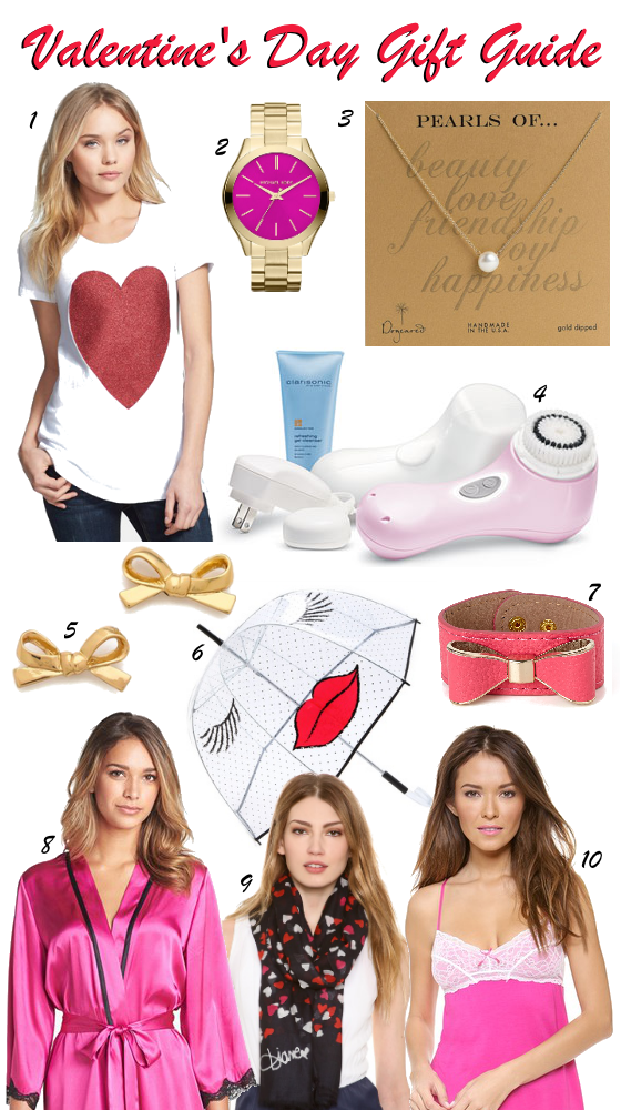 Valentine's Day Gift Guide - Valentines Gifts For Her