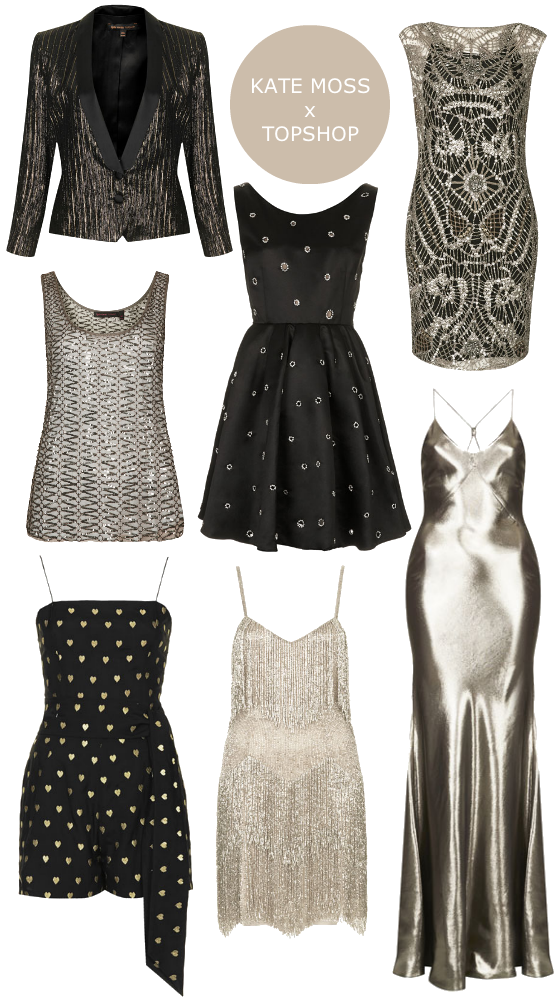 Kate Moss Topshop Collection