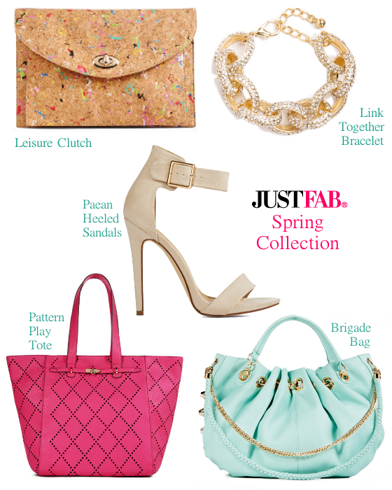 Top 5 Favorites From The JustFab Spring 2014 Collection