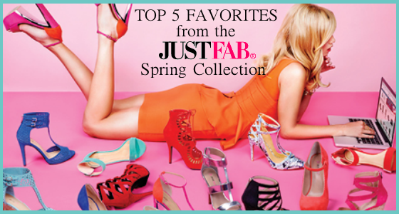 Top 5 Favorites From The JustFab Spring Collection
