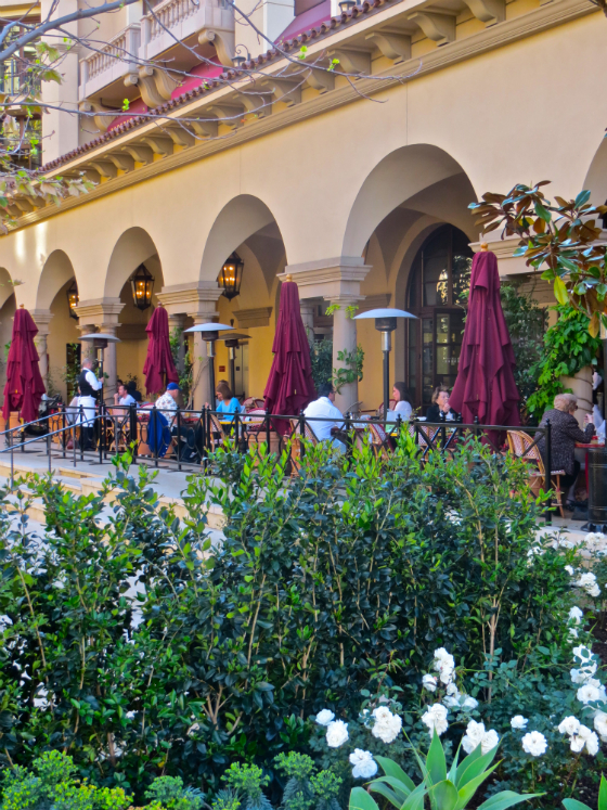 Travel Guide To Beverly Hills - Bouchon Bistro
