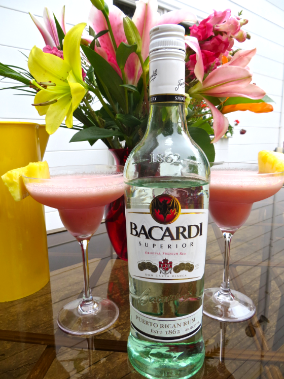 Bacardi Superior and Bacardi Mixers