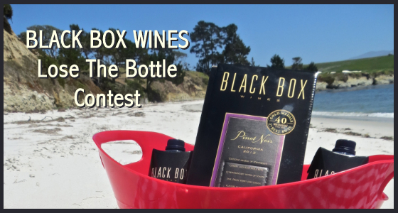 Black Box Wines - Lose The Bottle Contest