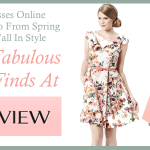 5 Fabulous Finds at Review Australia - Dresses Online That Go From Spring into Fall in Style