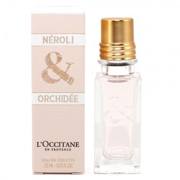 L'Occitane Neroli and Orchidee Eau de Toilette Fragrance