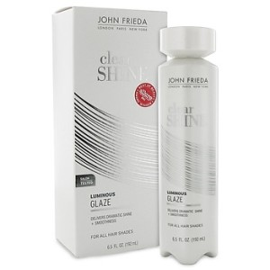 John Frieda Clear Shine Luminous Color Glaze - Must-Have Hair Products for Summer