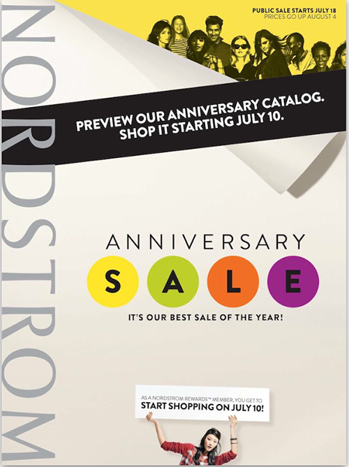 Nordstrom Anniversary Sale 2014 Preview