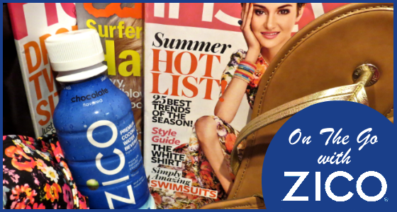 On The Go with Zico Coconut Water