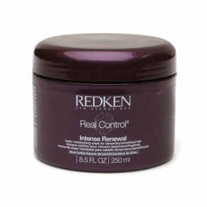 Redken Real Control Intense Renewal Super Moisturizing Hair Mask - Must-Have Hair Products for Summer