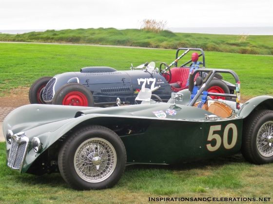 2014 Pebble Beach Concours d'Elegance Racing Through The Forest Film