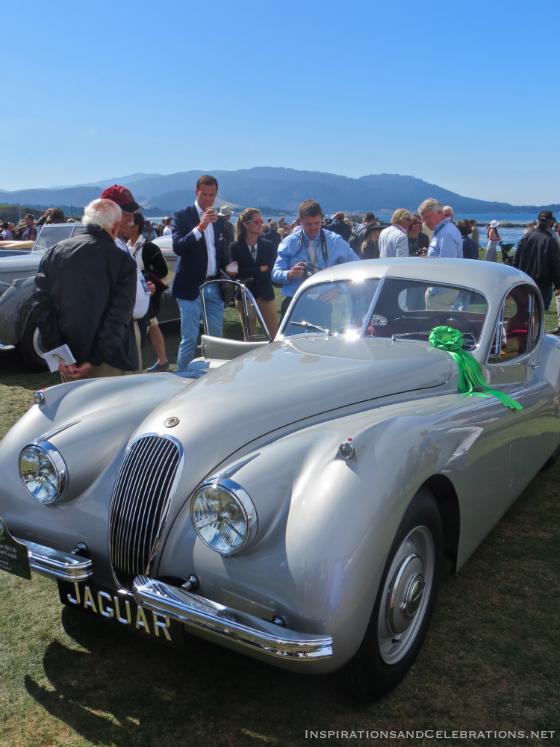 2014 Pebble Beach Concours d'Elegance Jaguar