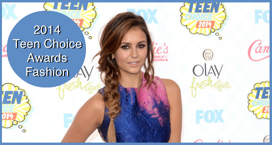 2014 Teen Choice Awards Fashion