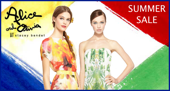 Alice + Olivia Summer Sale