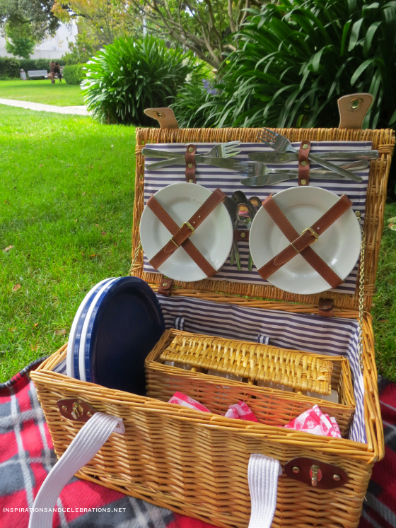 Celebrate National Relaxation Day with Tommy Bahama - Picnic