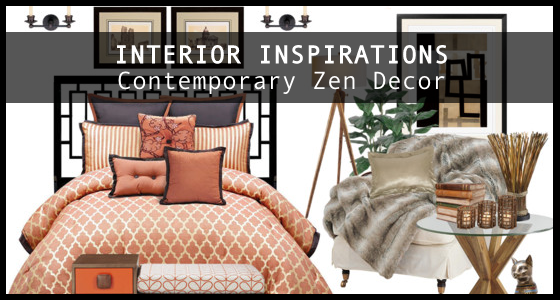 Interior Inspirations - Contemporary Zen Decor