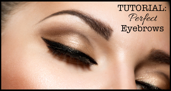 How To Create Perfect Eyebrows Beauty Tutorial