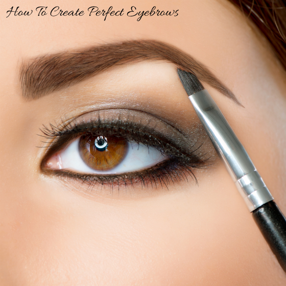 Easy Beauty Tutorial How To Create Perfect Eyebrows
