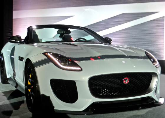 Jaguar F-Type Project 7 Debut Jaguar Pebble Beach Concours d Elegance Party  2014 b6c63b544