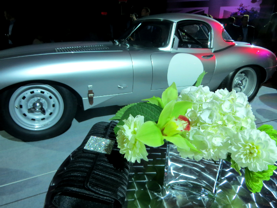 Jaguar Lightweight E-Type Jaguar Pebble Beach Concours d'Elegance Party 2014