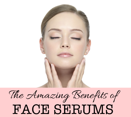 The Amazing Benefits of Face Serums