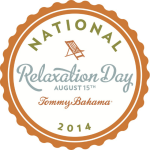 Tommy Bahama National Relaxation Day Summer of Go Sweepstakes