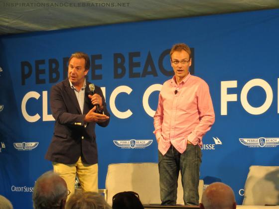 2014 Pebble Beach Concours d'Elegance Classic Car Forum