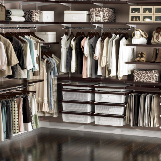 Closet Organization Tips Storage