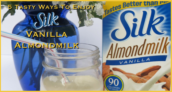 Enjoy Silk Vanilla Almondmilk