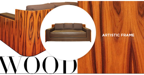 How To Choose A Sofa - Wood Sofa