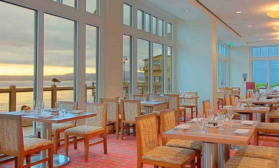 Monterey Peninsula Luxury Vacation Giveaway - C Restaurant Bar