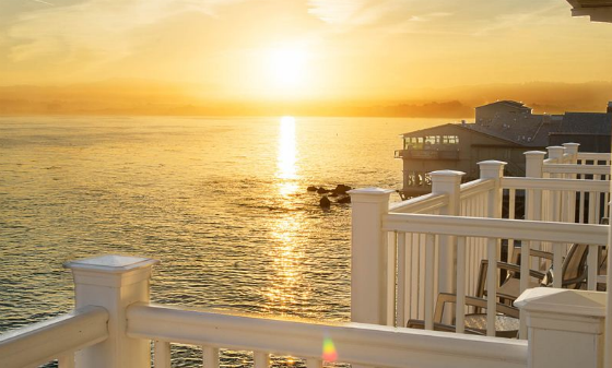 Monterey Peninsula Luxury Vacation Giveaway - InterContinental The Clement View