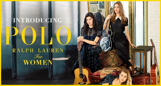 Ralph Lauren Polo for Women Line