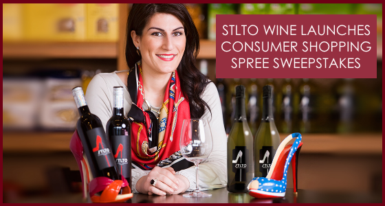 STLTO Wine Shopping Spree Sweepstakes