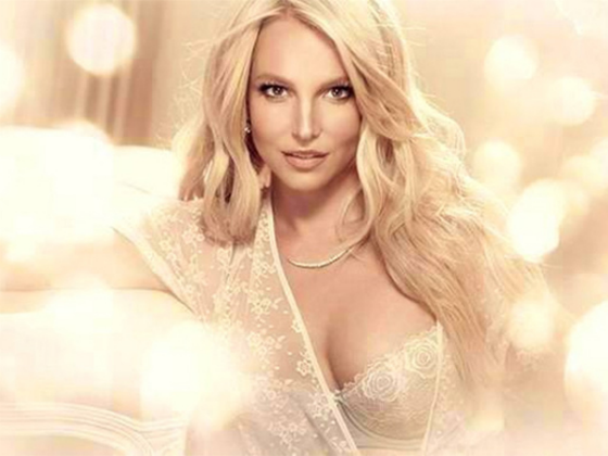 The Intimate Britney Spears Lingerie Collection