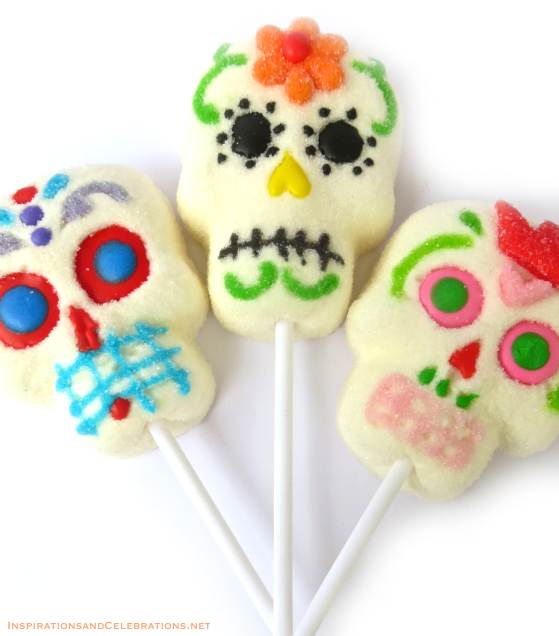 Day of the Dead Party Dessert