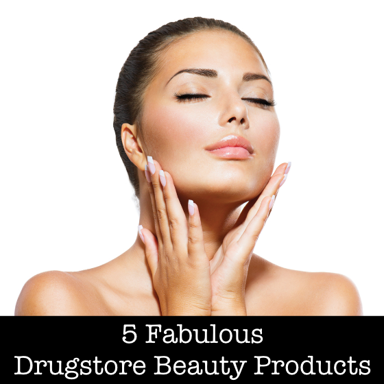 5 Fabulous Drugstore Beauty Products