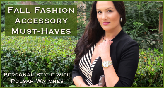 Fall Fashion Accessory Must-Haves Pulsar Watches