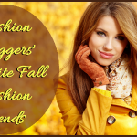 Fashion Bloggers' Favorite Fall Style Trends