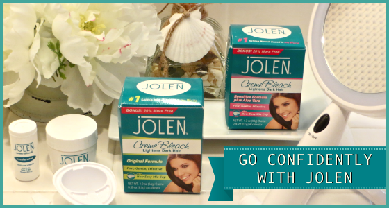 Go Confidently with Jolen