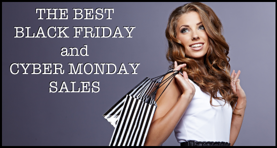 Best Black Friday Sales and Cyber Monday Sales