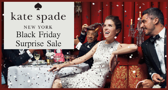 Best Picks from the Kate Spade New York Black Friday Surprise Sale